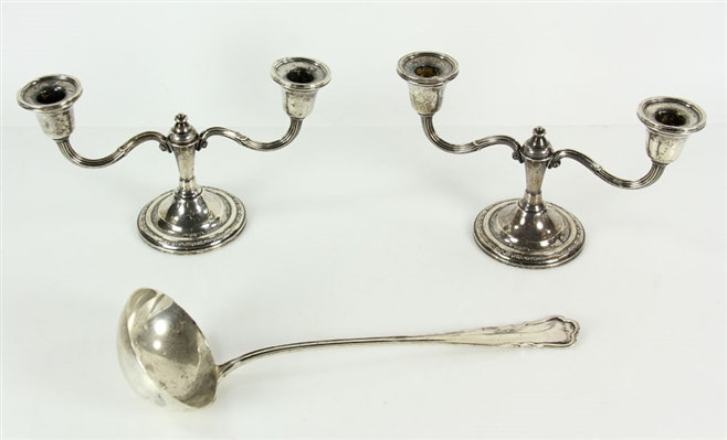 Assortment of Sterling Pieces