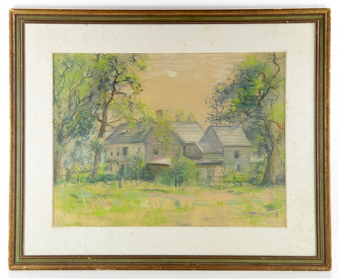 Goodwin, Country View, Pastel