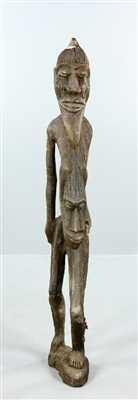 African Carved Figure of a Man
