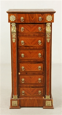 French Empire Style Chest