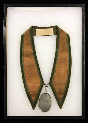 20th C. Reissue of Washington Indian Peace Medal
