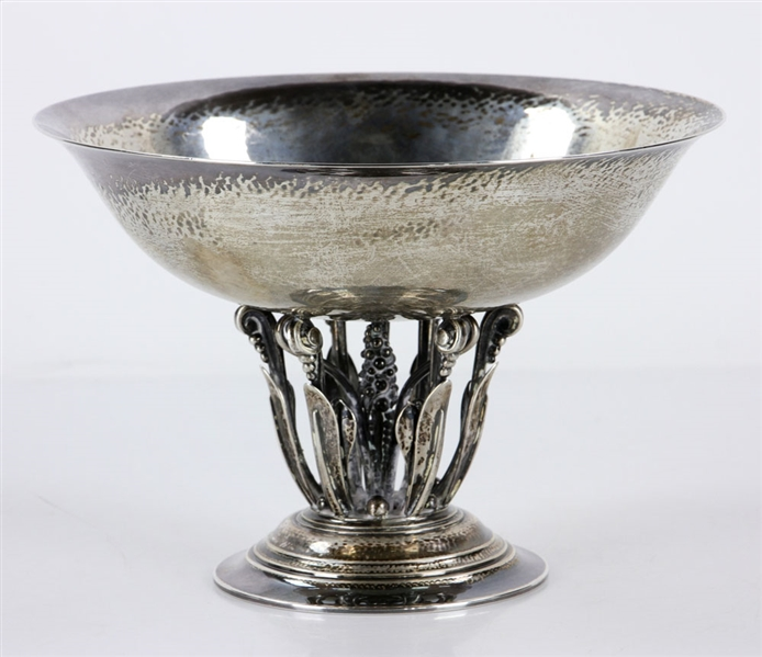 Georg Jensen Sterling Silver Compote