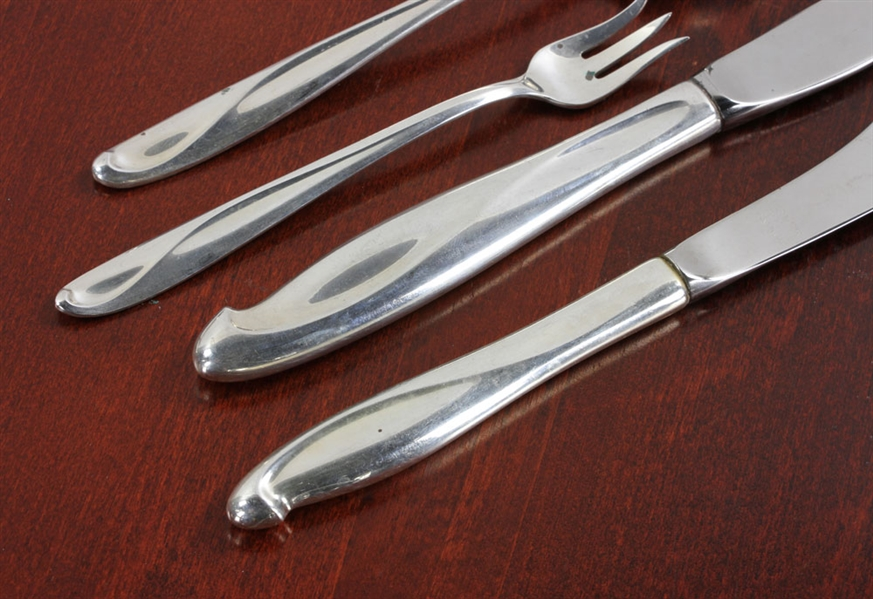 Reed and Barton Sterling Silver Flatware