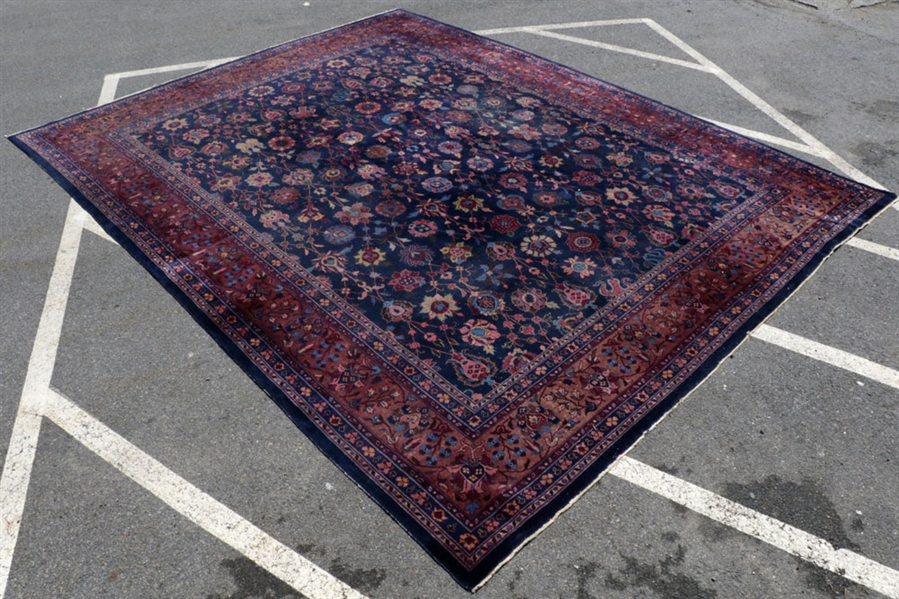 Antique Turkish Oriental Carpet