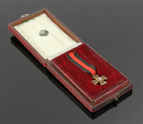 Imperial Russian Order of St. Vladimir Medal