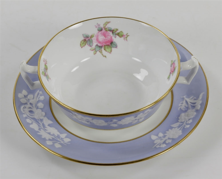 English Copeland Spode China Set