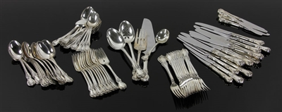 "Towle Sterling ""Old Master"" Flatware Service"