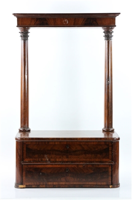 19th C. Shaving Stand