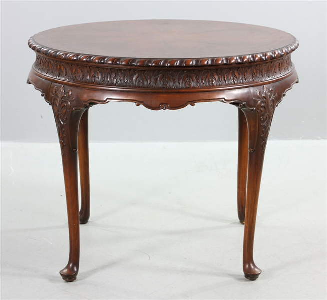 Lot Detail - Paine Furniture Mahogany Table