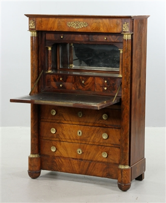 19th C. French Empire Desk
