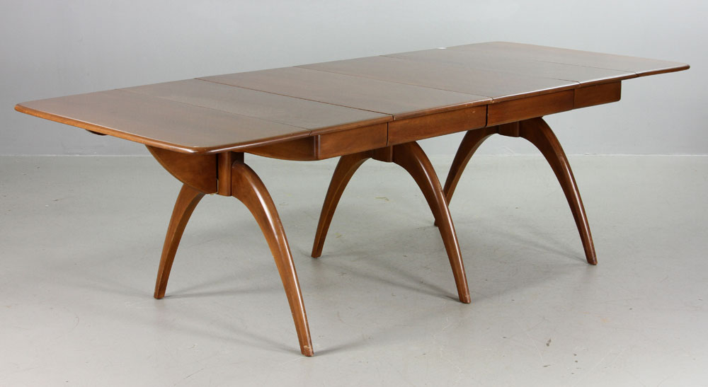 Lot Detail - Heywood Wakefield Dining Table