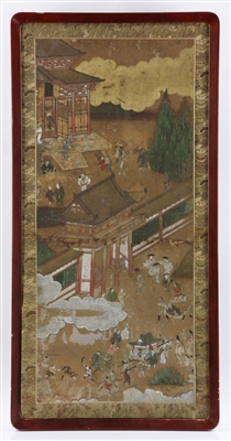 19th C. Japanese Scroll Painting