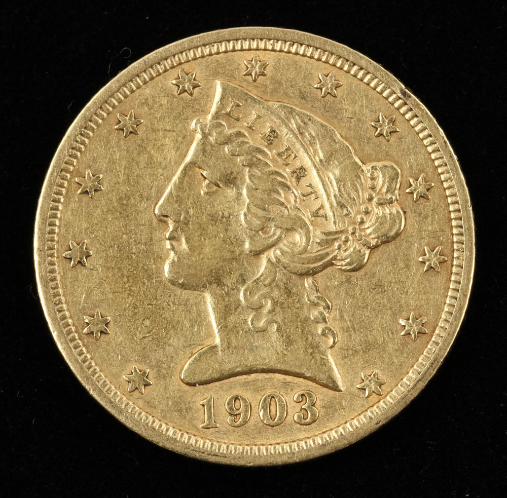 Lot Detail Two American Gold Coins