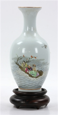 Chinese Republic Period Porcelain Vase