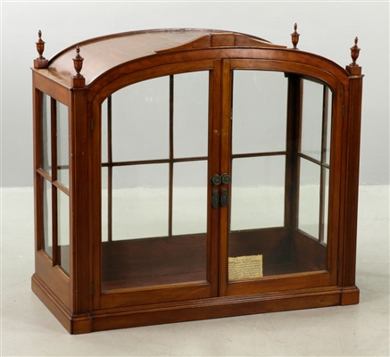 19th/20th C. Display Case