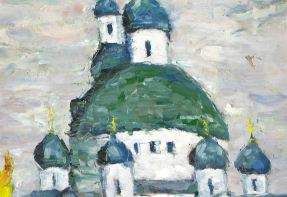 Image result for russian orthodox oil painting
