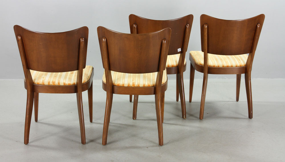 ... Set Of Four Heywood Wakefield Chairs ...
