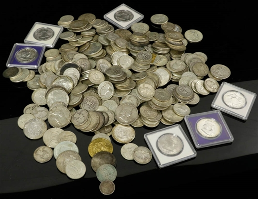 Collection of US Silver Coins