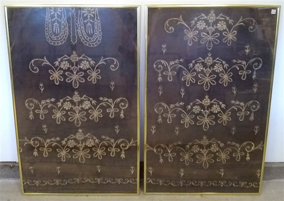 19th C. Continental Wall Panels