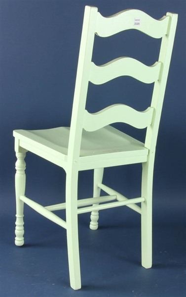 Martha Stewart Autographed Kitchen Chair
