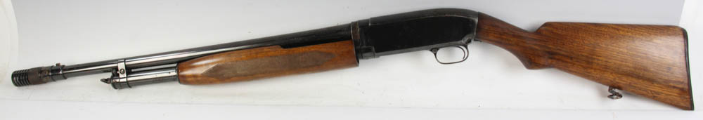 Lot Detail - Winchester Model 1912-12GA