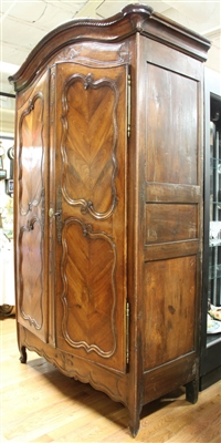 Late 18th/early 19thC Wardrobe