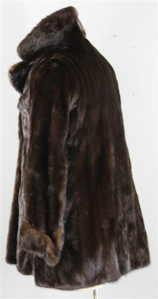 Ladies Mink Jacket