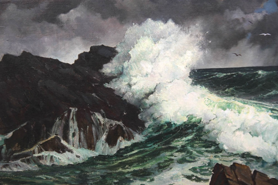 Stanley Woodward, Gloucester Storm