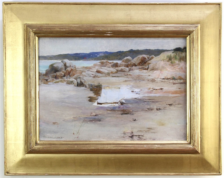 Francis Coates Jones, Coffins Beach, Annisquam