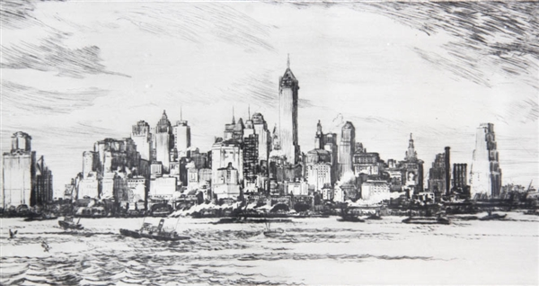 William McNulty, New York From Governors