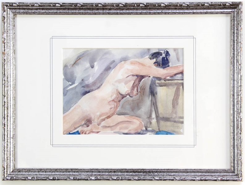 Attr to Priscilla Trotter, Female Nude