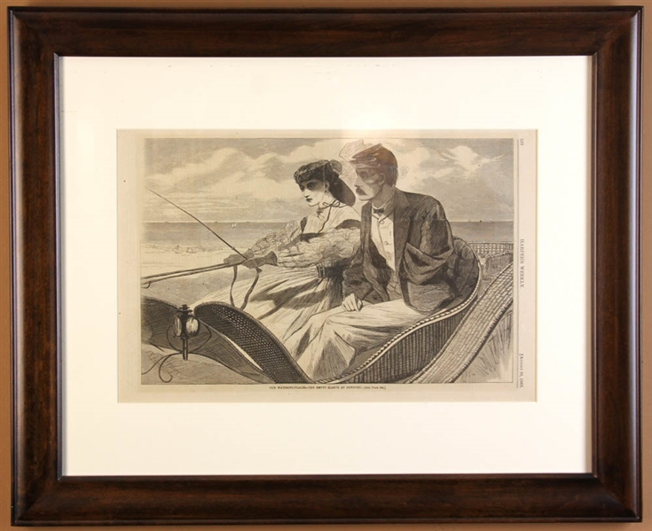 Two Winslow Homer Prints