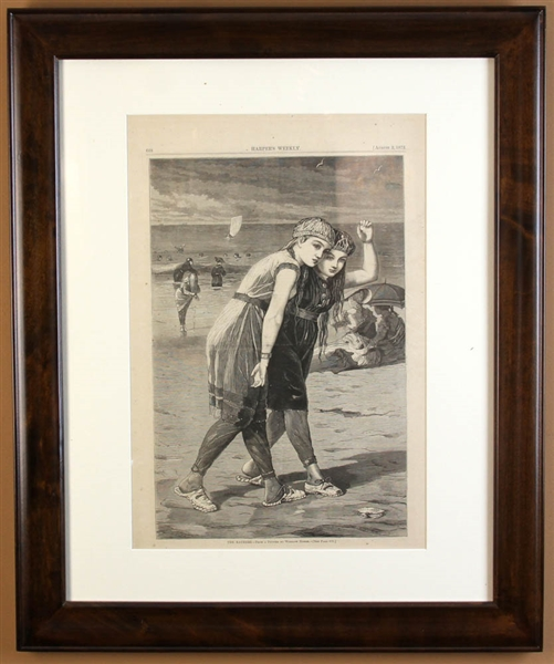 Two Prints by Winslow Homer