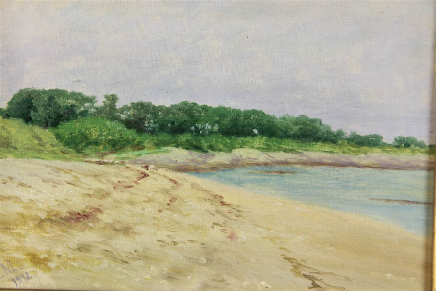 George F Morse, Cape Beach