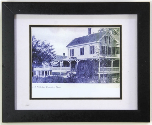 Merrill Hall East Gloucester Photographic Print