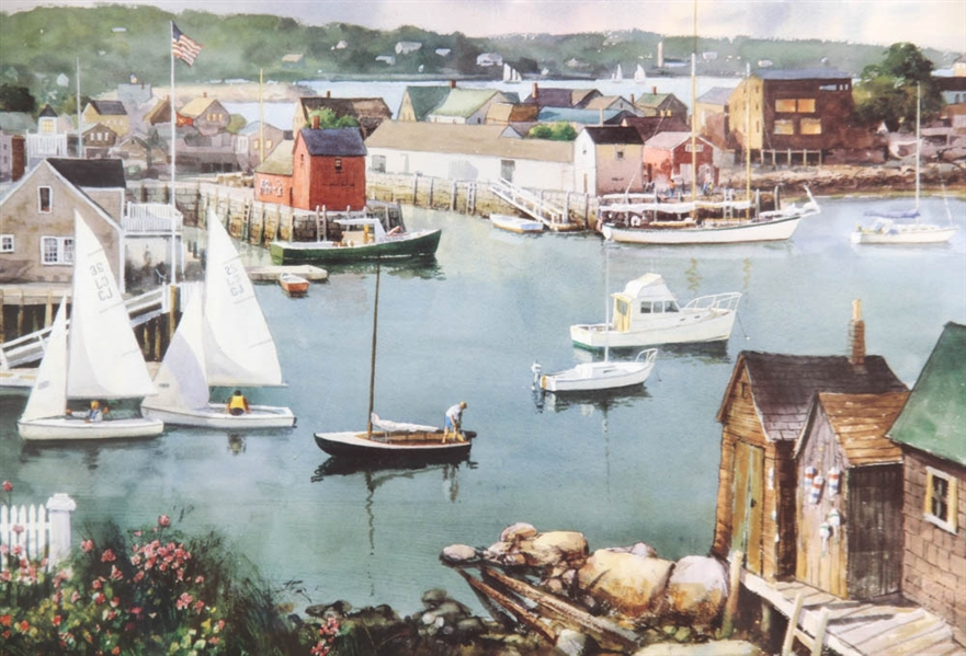 Donald Allen Mosher, Rockport Spring