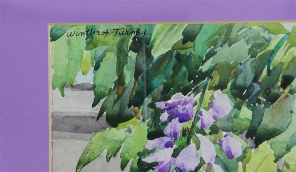 Winthrop Turney, Flowers in Bloom