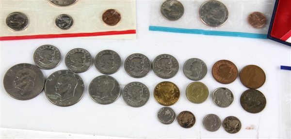 Assorted Coin Collection