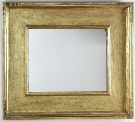 Gold Leaf Carved Frame