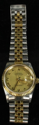 Vintage Rolex Oyster Perpetual Watch