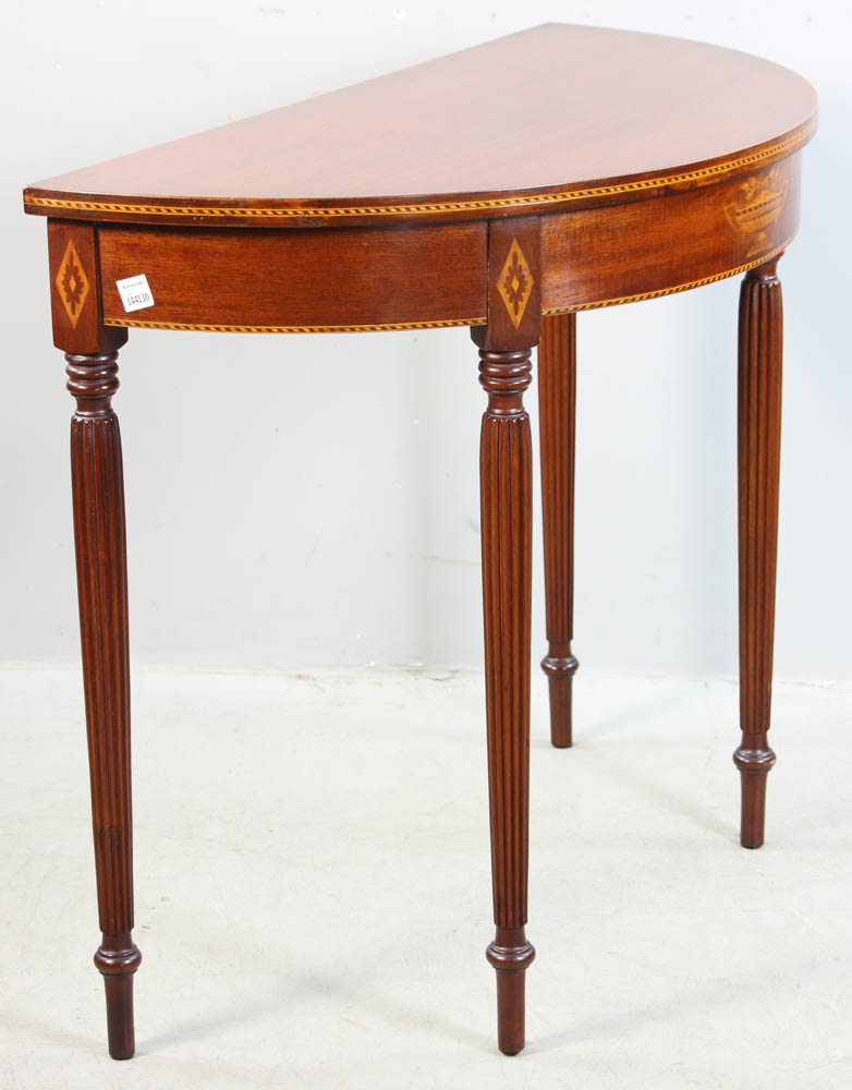 Lot Detail - Circa 1900 Paine Furniture Card Table