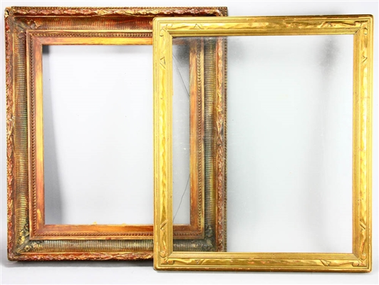 Three Vintage and Antique Frames
