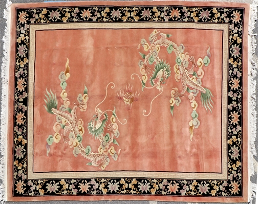 Chinese Peking Dragon Rug