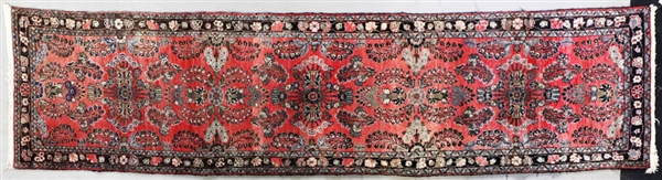 Semi Antique Persian Runner