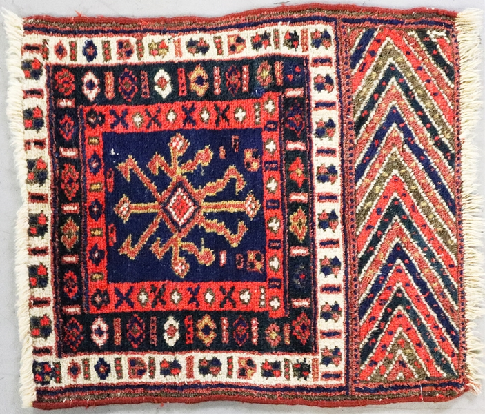 Antique Southwest Persian Bagface Rug