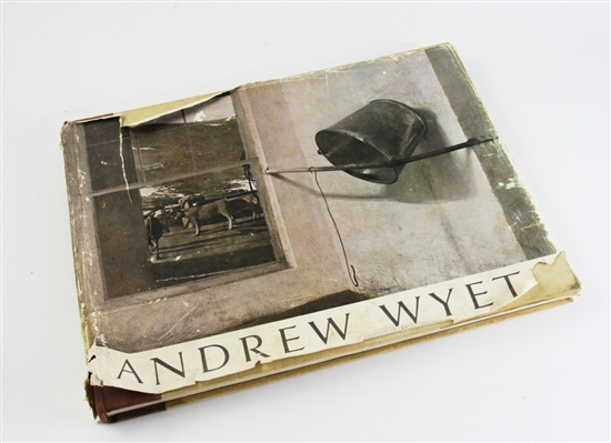 Andrew Wyeth by Richard Meryman, 1st Ed