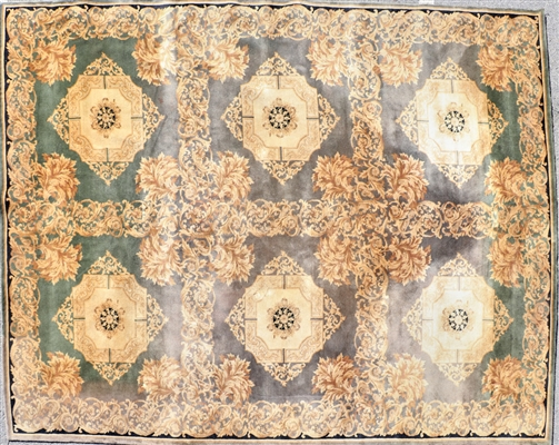 Aubusson Style Rug
