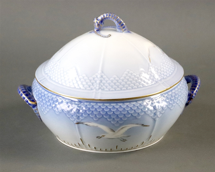 Bing and Grondahl Seagull Covered Tureen