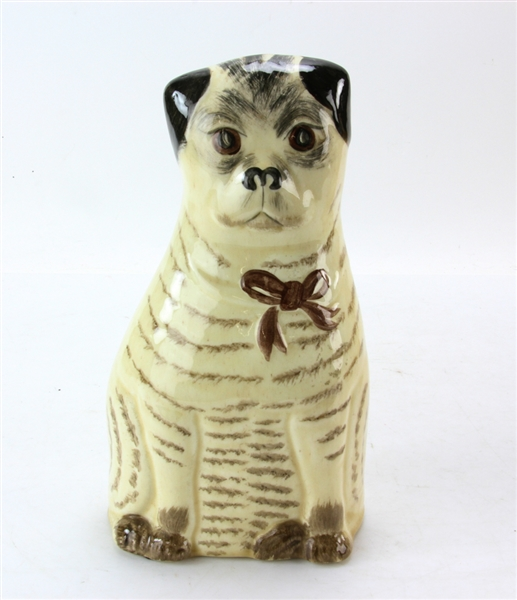 Ceramic Figure of Dog