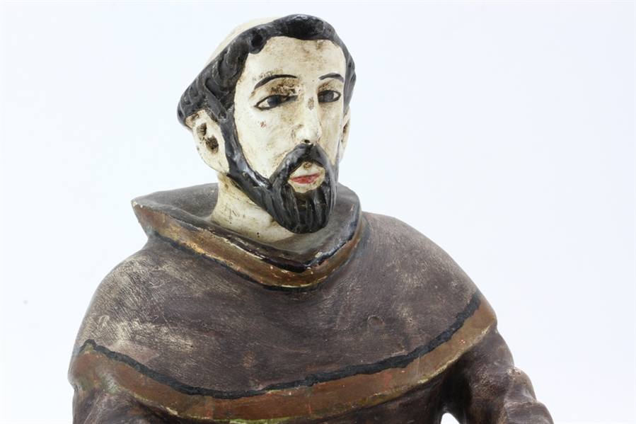 Figures of St. Francis of Assisi